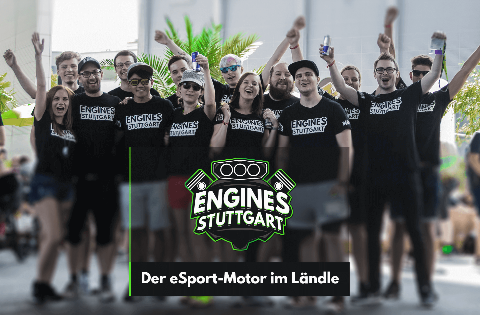 Engines Stuttgart Teamfoto
